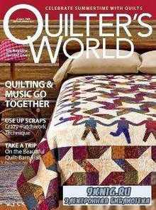 Quilter's World №8 2009