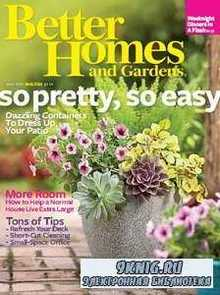Better Homes & Gardens Magazine May 2010