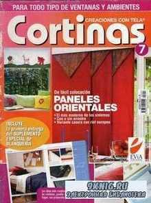 Creaciones Con Tela Cortinas №7
