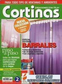 Creationes Con Tela Cortinas №2