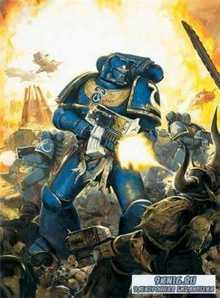 Warhammer 40K - Коллекция книг на русском (1989-2009) fb2