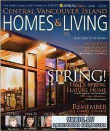 Central Vancouver Island Homes and Living - Spring 2010