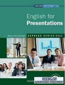 Grussendorf Marion - English for Presentations