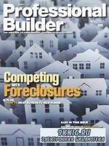 Professional Builder Magazine April 2010