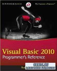Rod Stephens – Visual Basic 2010 Programmer's Reference