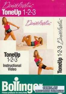 Denise Austin Tone Up 1-2-3