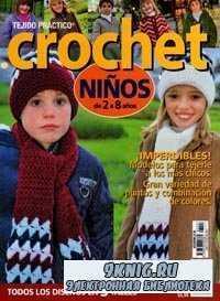 Tejido practico Crochet especial ninos