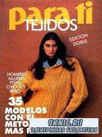 Para Ti Tejidos 1993 Invierno