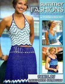 Kristina Dannels.Summer Fashions in Thread Crochet.