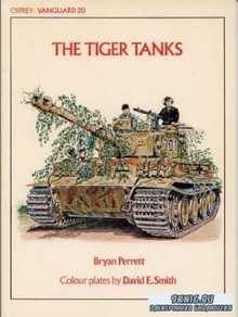 The Tiger Tanks