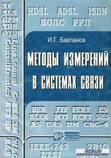 Методы измерений в системах связи