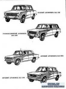 Каталог деталей легкового автомобиля «Жигули» (моделей ВАЗ-2101, ВАЗ-2102,  ...