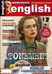 Hot English Magazine № 75 (журнал+мр3)