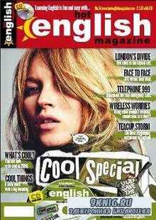 Hot English Magazine № 74 (журнал+мр3)
