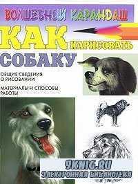 Как нарисовать собаку.