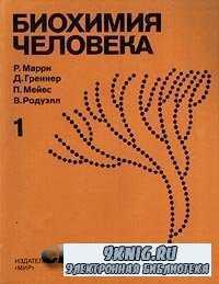 Биохимия человека: В двух томах. Том 1.