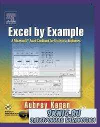 Excel by Example: A Microsoft Excel Cookbook for Electronics Engineers.