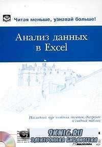 Анализ данных в Excel: наглядный курс создания отчетов, диаграмм и сводных таблиц.