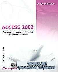 Access 2003. Самоучитель с примерами.