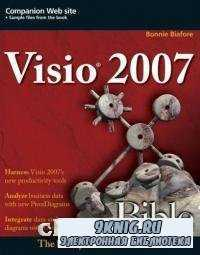 Visio 2007 Bible.