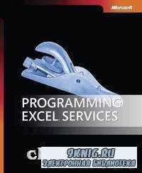 Programming Excel Services.