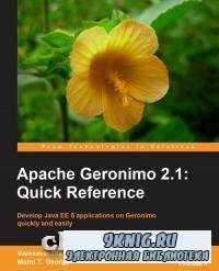 Apache Geronimo 2.1: Quick Reference.