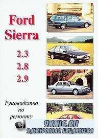 Руководство по ремонту Ford Sierra, Turnier. 1989-90 гг.