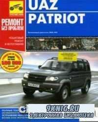 UAZ Patriot.