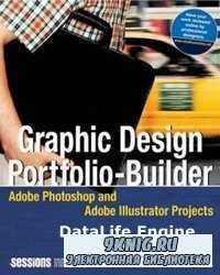 Graphic Design Portfolio-Builder: Adobe Photoshop and Adobe Illustrator Pro ...