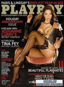 Playboy Январь 2008.