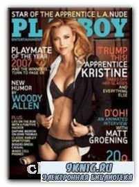 Playboy June 2007.