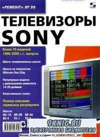 Телевизоры SONY (Выпуск 99).