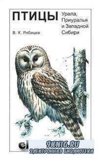 Птицы Урала, Приуралья и Западной Сибири. Справочник-определитель.