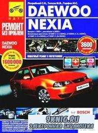 Daewoo Nexia. с 1995 г., рестайлинг 2008 г. Руководство по эксплуатации, ТО ...