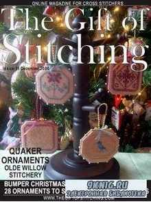 Kirsten Edwards - The Gift of Stitching