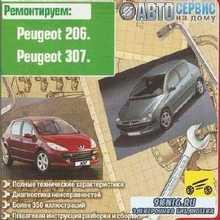 Автосервис на дому. Ремонтируем Peugeot 206, 307