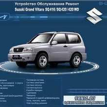 Ремонт и обслуживание автомобиля Suzuki Grand Vitara