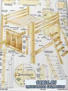 Чертежи мебели для дома