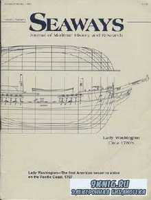 Seaway - Ships in Scale.  Подшивка журнала за 1990 год