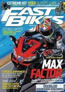 Fast Bikes №1 (январь) 2011