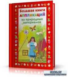 Большая книга аппликаций из природных материалов- Н.В. Дубровская | 2009 |  ...