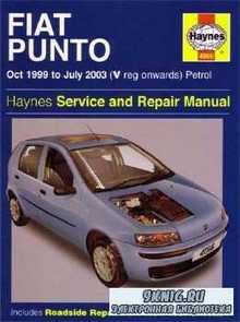 Fiat Punto 1999-2003 Service and Repair Manual