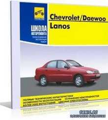 Мультимедийное руководство Chevrolet / Daewoo Lanos: Школа авторемонта | 20 ...
