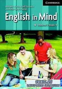 Stranks H,  Stranks J. - English in mind 4  (Аудиокнига)