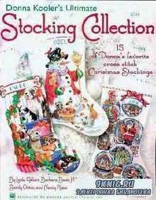 Donna Kooler - Stocking Collection  Рождественские сапожки