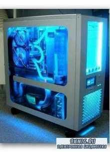 Модификация вашего компьютера и комплектующих своими руками 2011