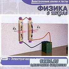 Физика в школе. Электрические поля