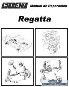Fiat Regatta Service Manual