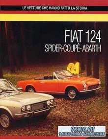 Fiat 124 Spider Workshop Service Manual 1975-1982