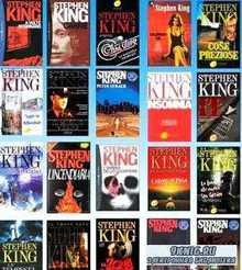 Стивен Кинг Stephen King - Полное собрание сочинений - 280 произведений